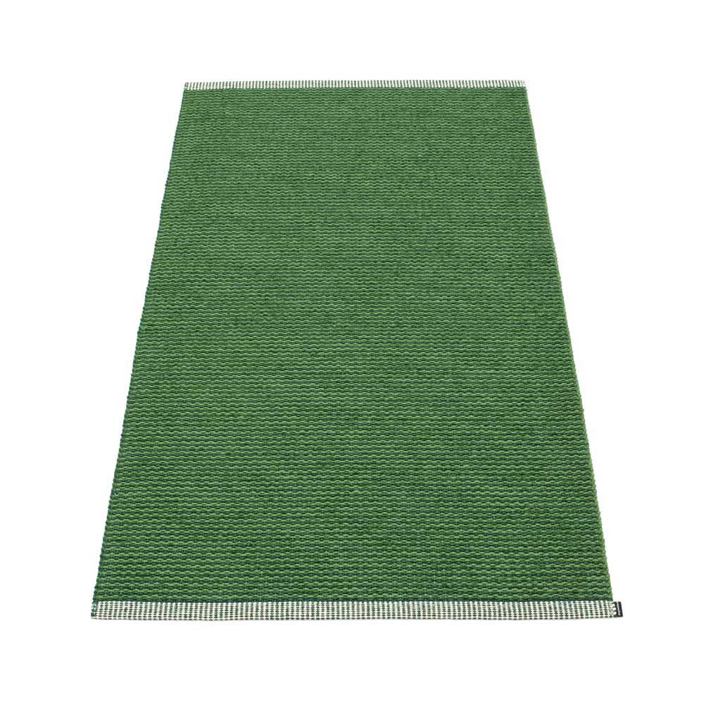 Mono 85x160cm Grass & Dark Green Rug