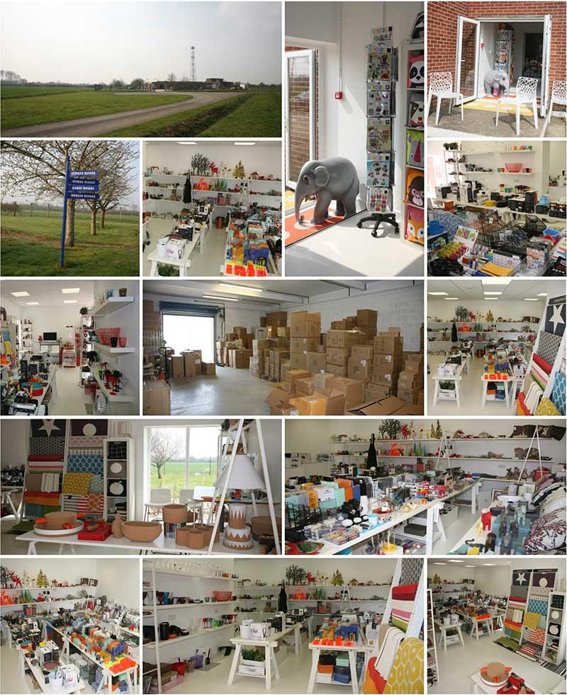 homeArama Showroom Shop Images